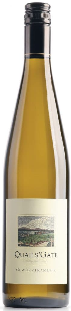 $16.99 - B.C. only - Quails' Gate 2017 Gewürztraminer