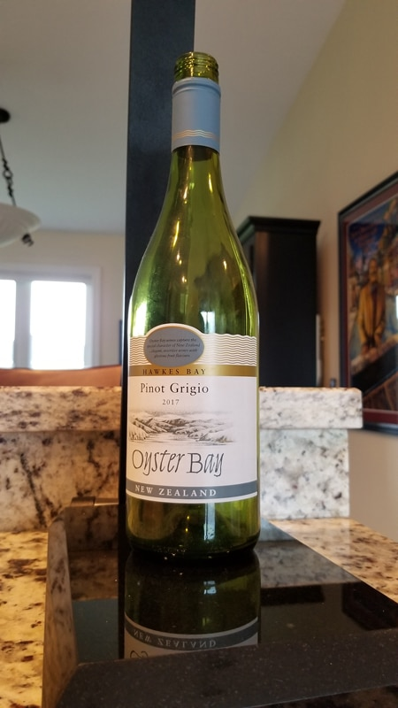 $19.95 - Oyster Bay – Pinot Grigio 2017