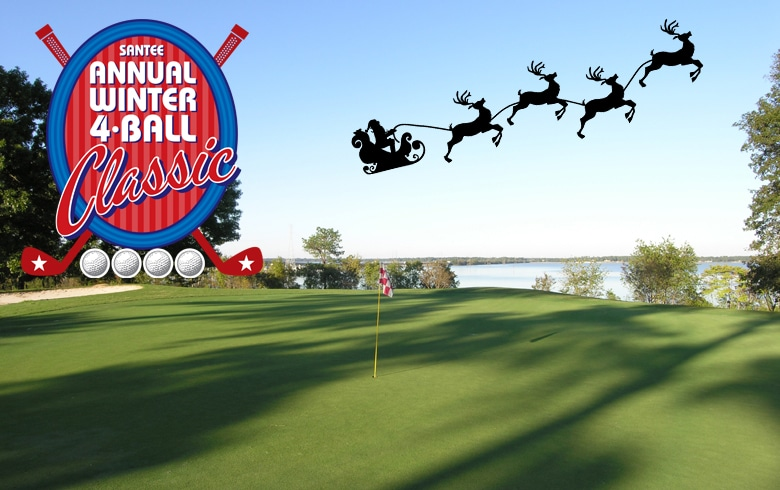 Christmas comes early for Players in Santee's Winter 4 Ball Classic
