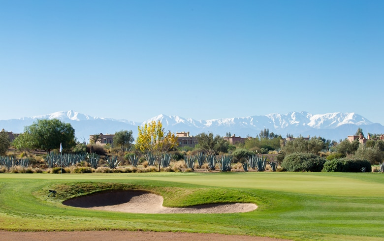 Samanah Country Club, Marrakech, Morocco