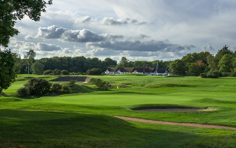 Sandy Lodge Golf Club, England
