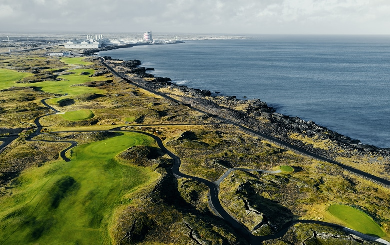 Keilir Golf Course, The Lava Course, Iceland