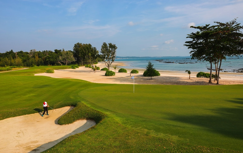The Els Club, Ocean Course, Malaysia