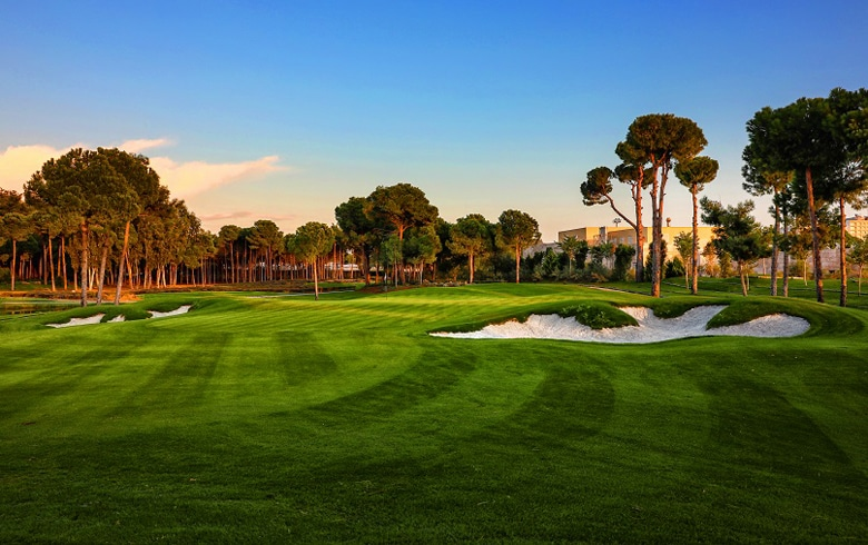 Carya Golf Club, Turkey