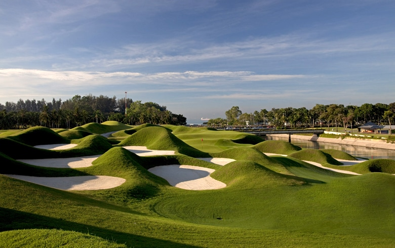 Laguana National Golf & Country Club, Singapore