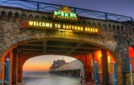 Speed is the thing in Daytona Beach