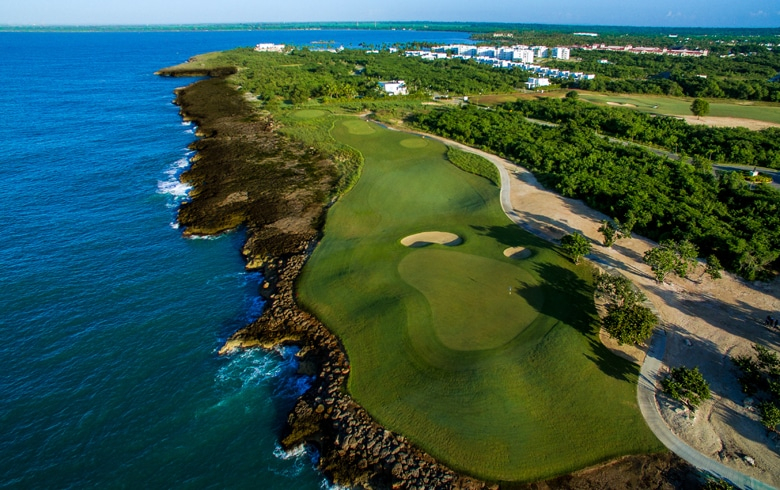 Isle of Plenty When it comes to Oceanside Holes