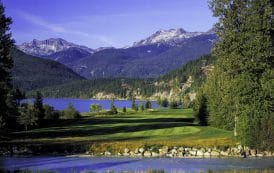 Nicklaus North Golf Course, British Columbia, Canada