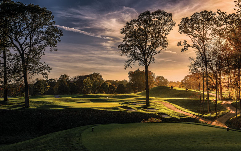 Ackerman-Allen Course, Indiana