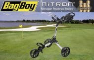 Tame the Terrain with Bag Boy's Nitron™ Push Cart