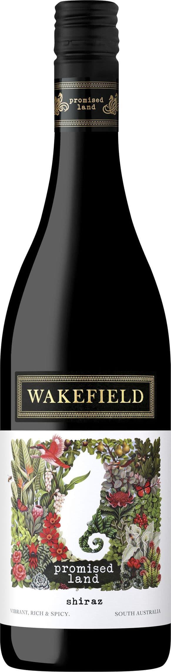 $14.95 - Wakefield Promised Land 2017
