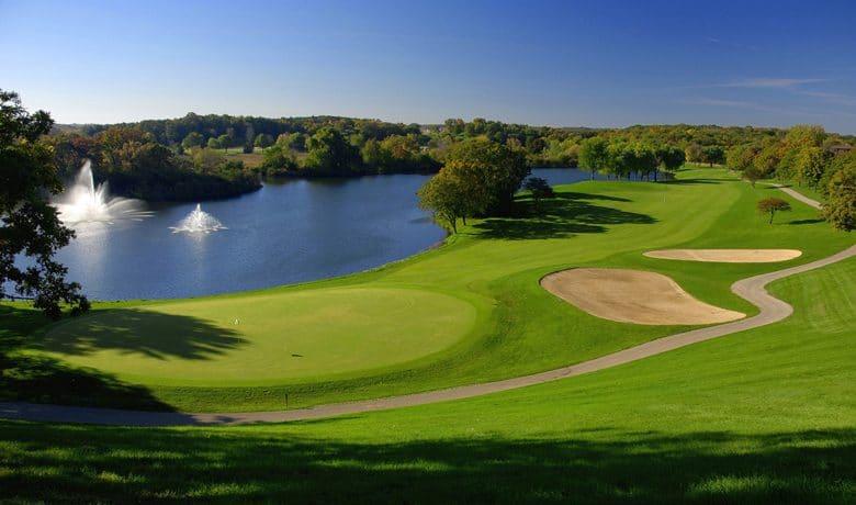 Brute Course at Grand Geneva Resort & Spa, Wisconsin