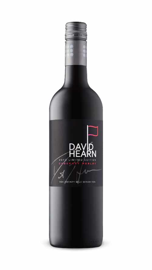 David Hearn 2013 Limited Edition Cabernet Merlot -  One and Done