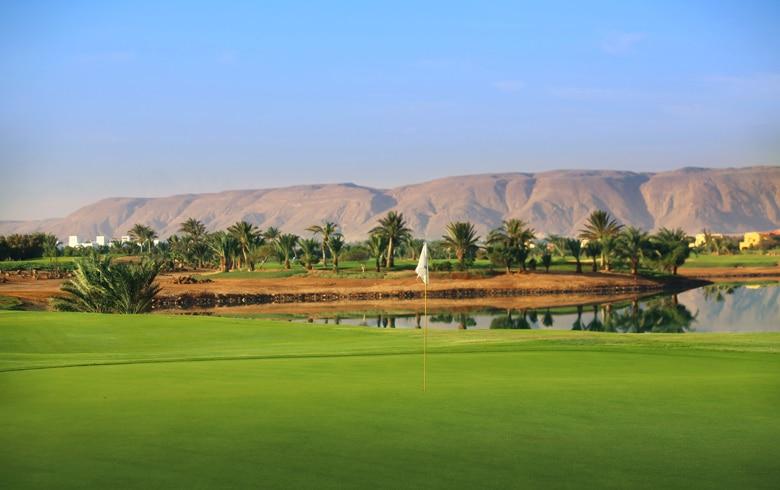 El Gouna Golf Club, Egypt
