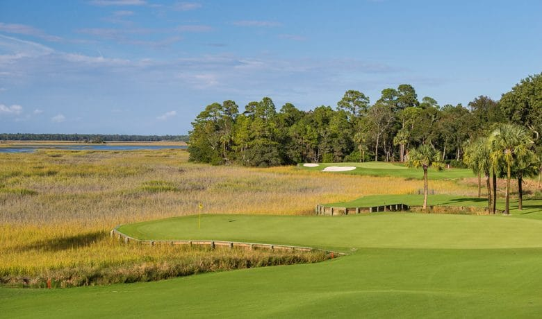 Cougar Point Golf Course, Kiawah Island Golf Resort, South Carolina