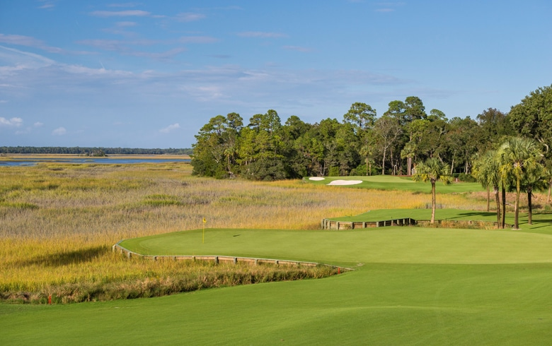 Cougar Point Golf Course, Kiawah Island Golf Resort, South Carolina