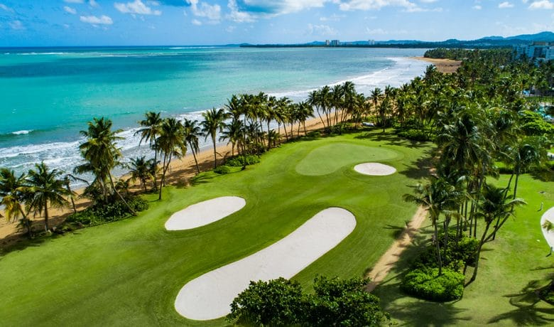 Where Golf and Piña Colodas go hand in hand