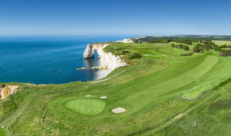 Golf D'Etretat, France