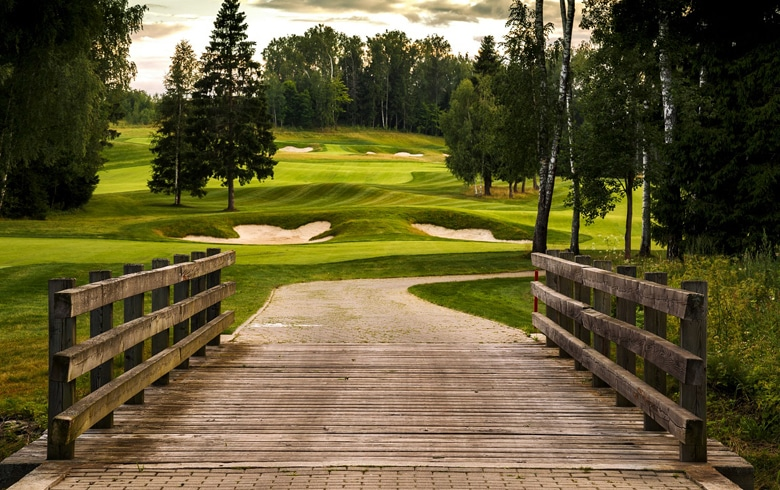 Forest Hills Golf Club, Moscow, Russia