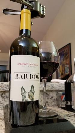 $17.95 - Bar Dog Cabernet Sauvignon