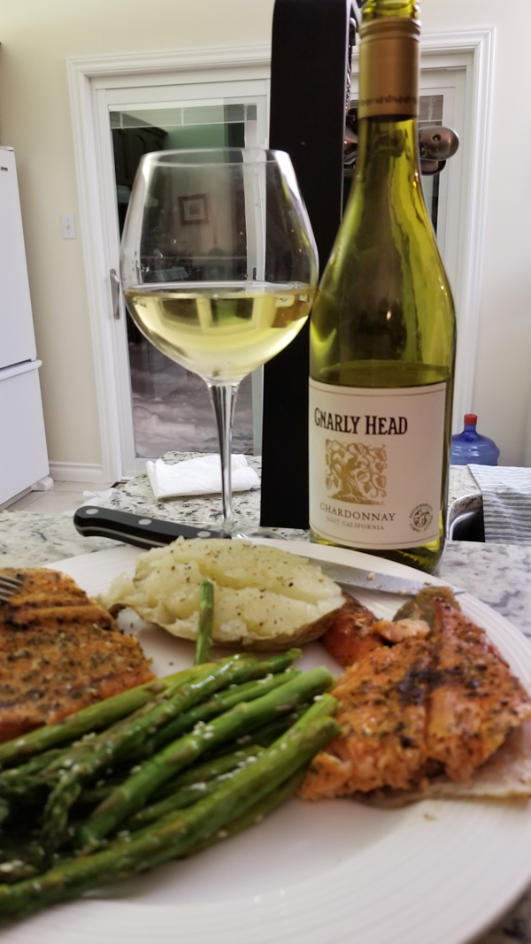 $16.80 - Gnarly Head Chardonnay