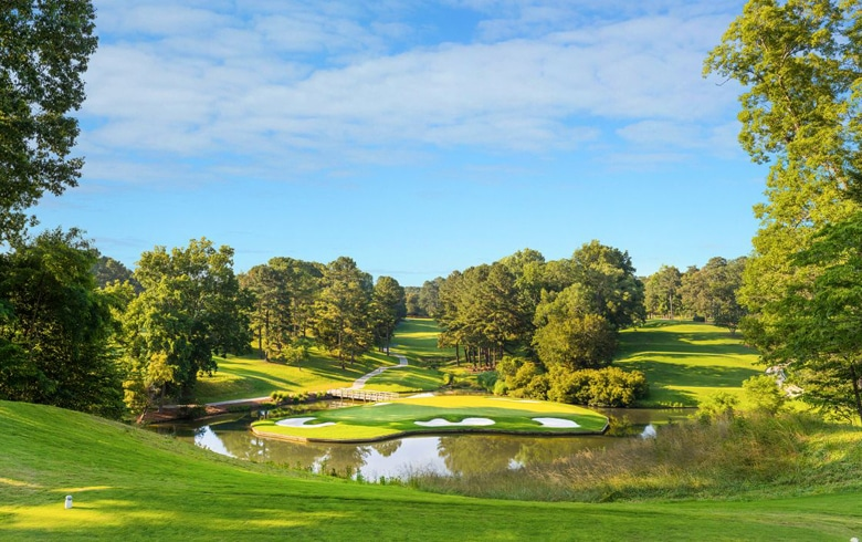 Beyond Revolutionary History, America's Rebuilt Colonial Capital Offers a World-Class Golf Experience
