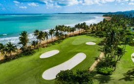 Ocean Course at Wyndham Grand Rio Mar Golf & Beach Resort, Puerto Rico