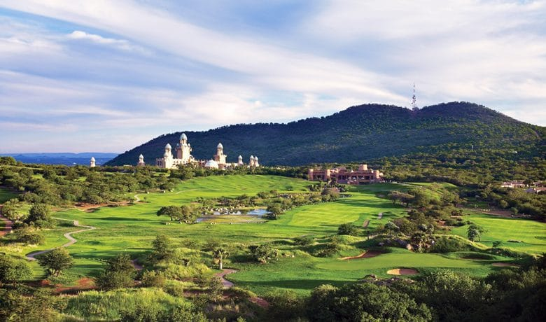 Lost City Golf Course, Sun City, South Africa