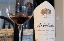$19.95 - Arboleda Single Vineyard Cabernet Sauvignon 2017