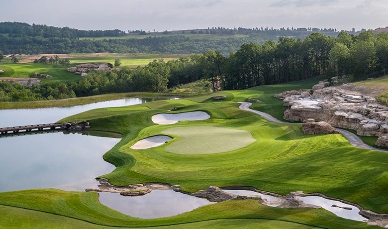 IT HAS ARRIVED - America's Next Great Golf Destination