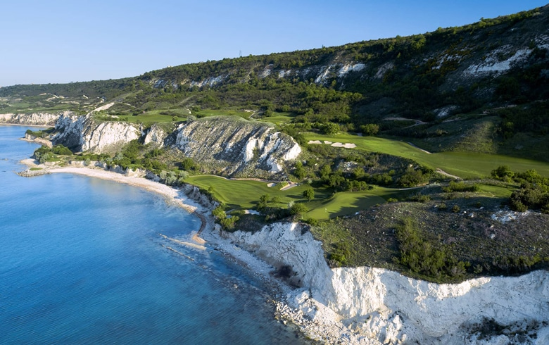 Thracian Cliffs Golf Course, Bulgaria