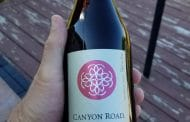 $9.95 - Canyon Road Pinot Noir 2018