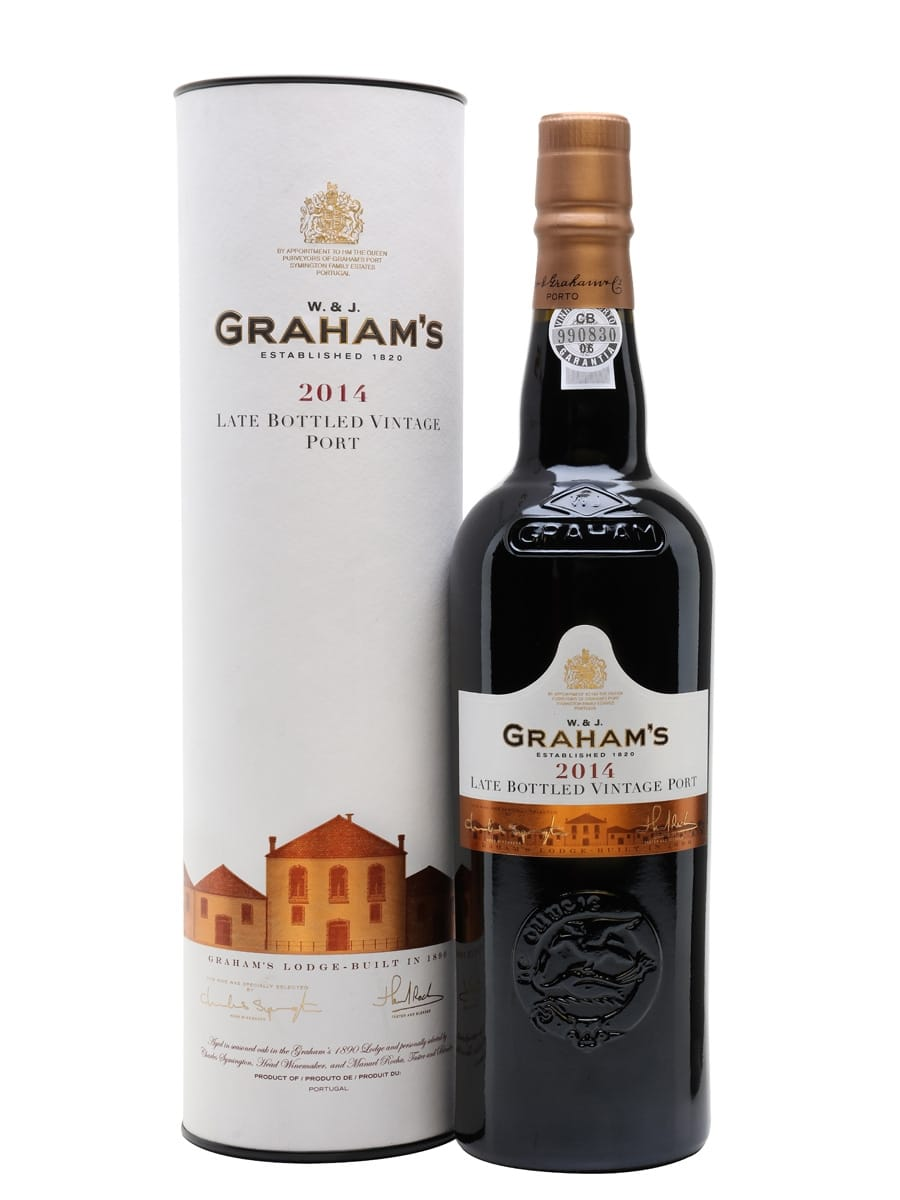 $18.55 - Graham's Late Bottled Vintage Port 2014, Portugal