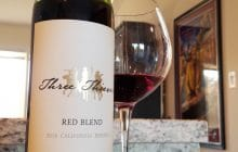 $16.95 - Three Thieves Red Blend 2018