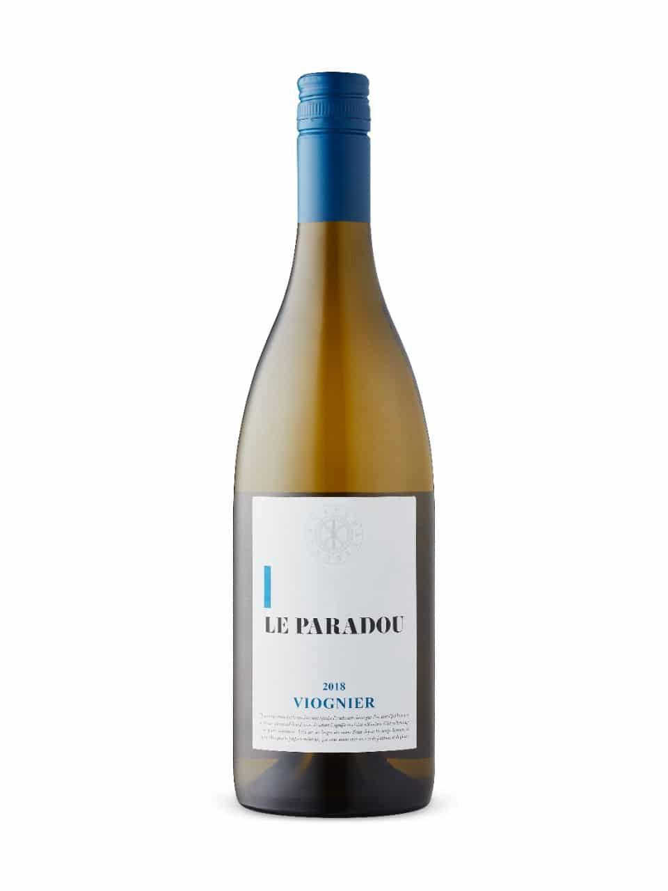 $19.00 - Chateau Pesquie Le Paradou Viognier 2018