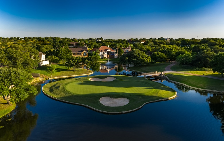 Ram Rock Course at Horseshoe Bay Resort, Texas