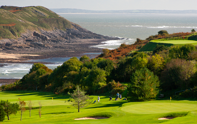 Langland Bay Golf Club, Wales