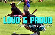 Golfers color their world; Loud & Proud - Preppy and Traditional are still OK