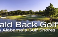 Laid Back Golf on Alabama's Gulf Shores