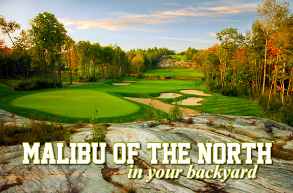 "The ""Malibu of the North"" … in your own backyard"