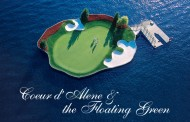 Video: The Coeur d'Alene & The Floating Green