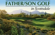 Father/Son Golf in Scottsdale, AZ