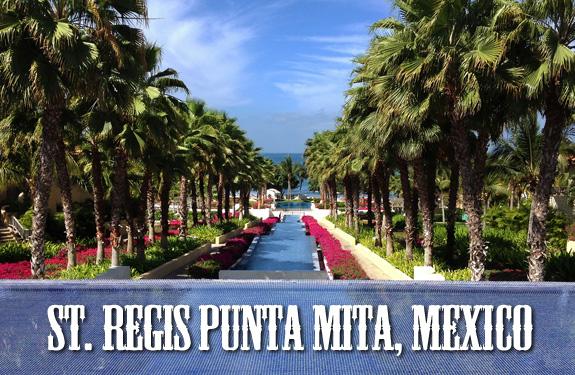 St. Regis Punta Mita, Mexico