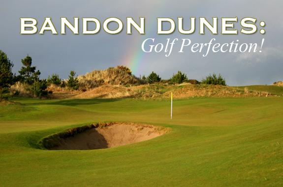 Bandon Dunes: Golf Perfection