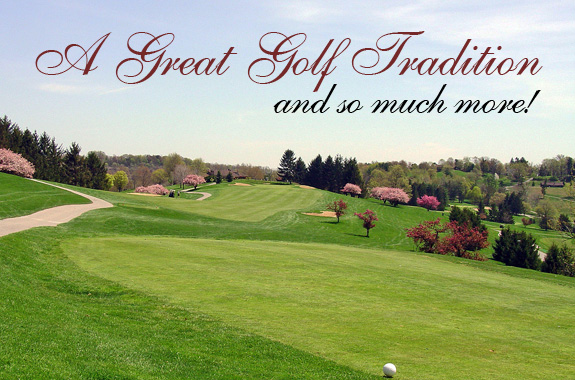 A Great Golf Tradition…and so much more!