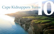 Cape Kidnappers Turns 10