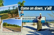 Mississippi's Golf Coast - Come on Down Y'all!