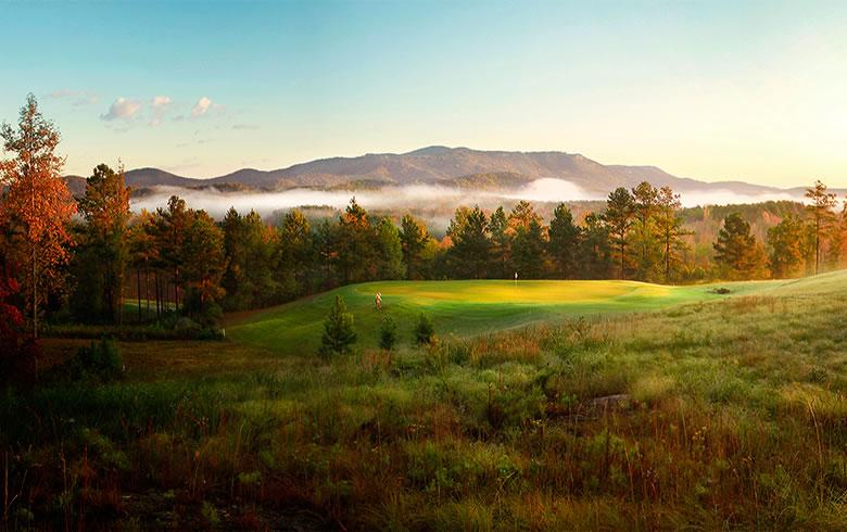 Discover South Carolina Golf