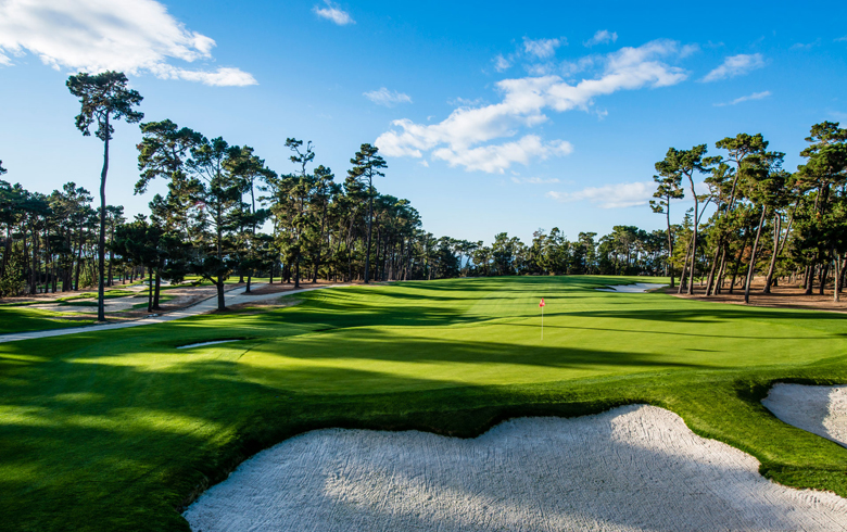 New IAGTO Member - USA: Poppy Hills Golf Course, another gem on the Monterey Peninsula