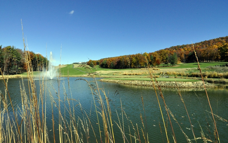 The Highlands Golf Club at Fisher Mountain - West Virginia